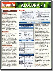 Resumao Exatas - Algebra Vol. 01