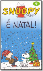 Snoopy 4 - e Natal - Bolso