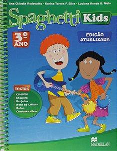 Spaghetti Kids 3 Sb Pack - Ed. Atualizada - 02Ed/08