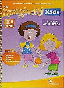 Spaghetti Kids Pack 1 - Ed. Atualizada - 01Ed/08