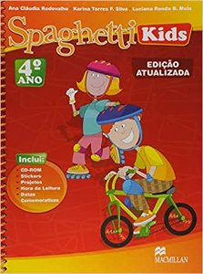 Spaghetti Kids Pack 4 - Ed. Atualizada - 01Ed/08