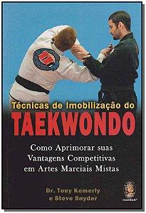 Técnicas de Imobilizacao do Taekwond