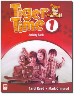 Tiger Time - Activity Book 1 - 01Ed/15