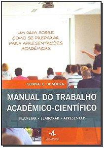 Manual do Trabalho Acadêmico-Científico