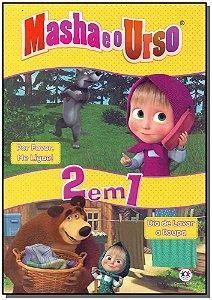 Masha e o Urso - Por Favor, Me Ligue! - Dia de Lavar a Roupa