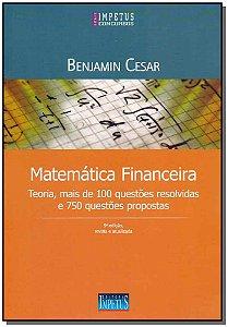Matemática Financeira - (5948)