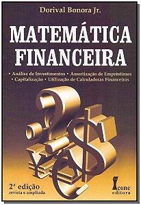 Matemática Financeira - (Icone)