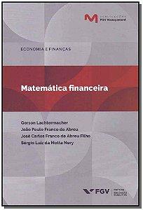 Matemática Financeira - 01Ed/18