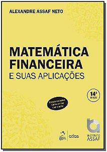 Matemática Financeira e suas Aplicações - 14Ed/19