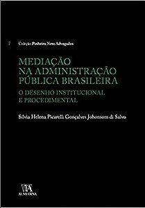 Mediação na Administração Pública Brasileira