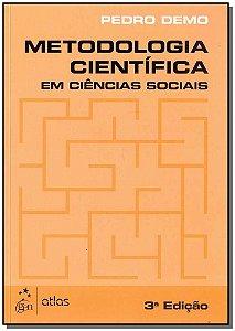 Metodologia Cientíca em Ciências Sociais - 03Ed/16