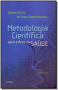 Metodologia Científica Para a Área da Saúde - 02Ed/15
