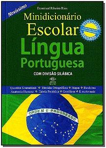 Mini Dicionario Escolar Lingua Port Com Div Silabi