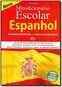 Minidicionário Escolar - Espanhol
