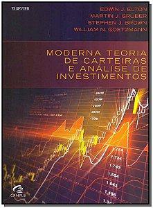 Moderna Teoria de Carteiras e Análise de Investimentos