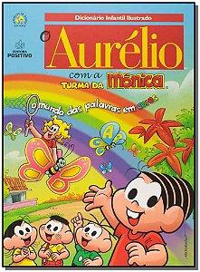 O Aurélio Com a Turma da Mônica - 03Ed/14