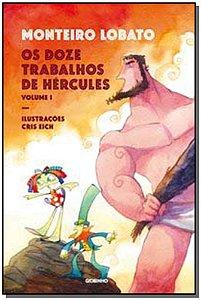 Os Doze Trabalhos de Hércules - Vol. 1