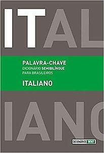 Palavra-chave - Italiano - Dicionario Semibilingue