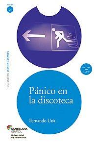 Panico En La Discoteca + Cd Audio 1a Ed