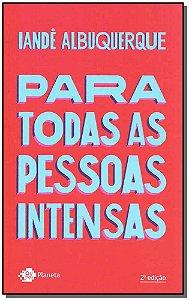 Para Todas as Pessoas Intensas - 02Ed/19