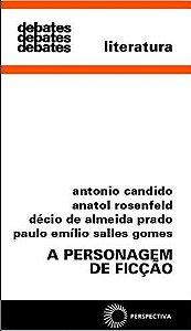 PERSONAGEM DE FICCAO, A - COLECAO DEBATES - VOL.1