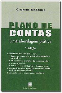 Plano de Contas - Uma Abordagem Prática - 07Ed/18