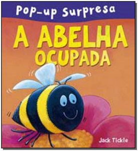 Pop-up Surpresa -  A Abelha Ocupada