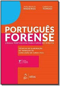 Português Forense - 09Ed/18