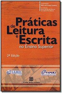 Práticas de Leitura e Escrita no Ensino Superior - 02Ed/11