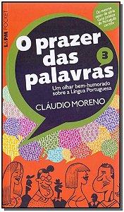 Prazer Das Palavras, o - Vol. 03 - Bolso