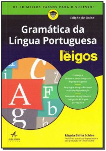 Gramática da Língua Portuguesa Para Leigos - Bolso