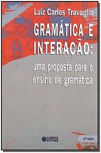 Gramática e Interação