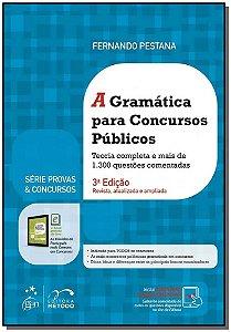 Gramática Para Concursos Públicos, A - 03Ed/17