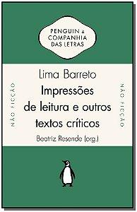 Impressoes De Leitura e Outros Textos Criticos