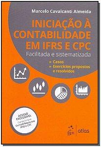 Iniciação a Contabilidade em IFRS e CPC - 01Ed/17