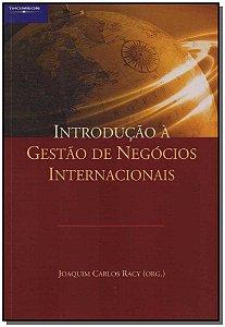 Introdução à Gestão de Negócios Internacionais