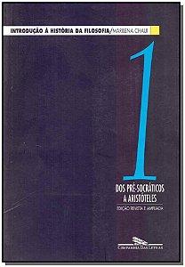 Introducao a Historia Da Filosofia - Vol. 1