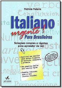 Italiano Urgente! Para Brasileiros