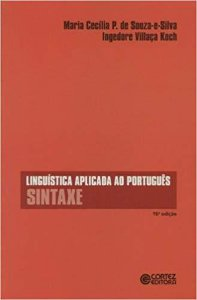 Linguística Aplicada ao Português - Sintaxe