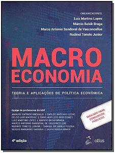 Macroeconomia - 04Ed/18