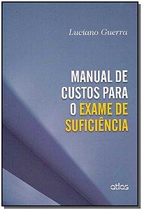 Manual de Custos Para o Exame de Suficiência - 01Ed/14