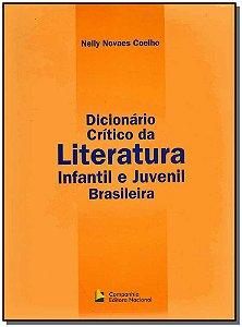 Dicionário Crítico Literatura Infant.juvenil