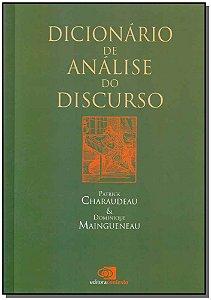 Dicionario De Analise Do Discurso