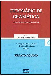 Dicionário de Gramática