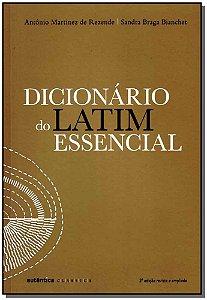 Dicionario Do Latim Essencial