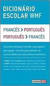 Dicionario Escolar Wmf - Fra - Port / Port - Fra