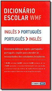 Dicionario Escolar Wmf - Ing - Port / Port - Ing