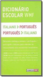 Dicionario Escolar Wmf - Ital - Port / Port - Ital