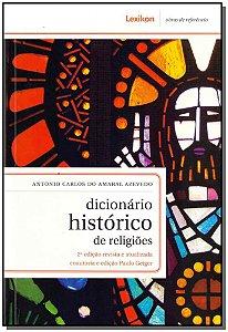 Dicionario Historico De Religioes