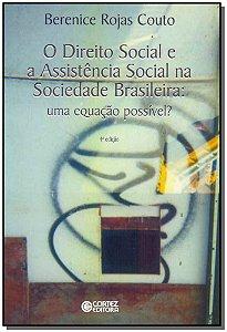 Direito Social e a Assistência Social na Sociedade Brasileira, O